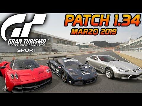 Gran Turismo Sport ITA   Tutte le Novità della Patch 1.34   5 Auto & Autopolis International Racing