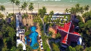 SANTHIYA TREE KOH CHANG RESORT VIEW FROM SKY