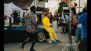 Burna Boy   Pull Up (Behind The Scenes)