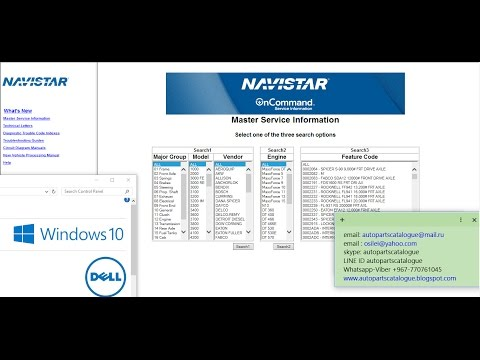 Navistar Engine Diagnostics NED 2017 Install Tutorial