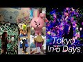 5 Days in Tokyo 8 Day Japan Trip Travel Vlog Part 2