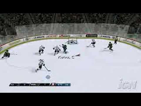 NHL 2K9 Wii
