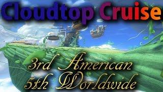 【MK8】 Cloudtop Cruise: 1:57.601: 5th WW & 3rd AM
