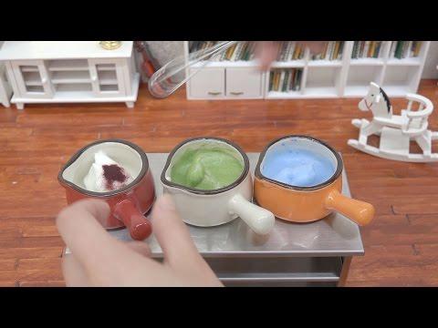 MiniFood Macaroon 食べれるミニチュアマカロン
