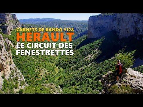 Carnets de Rando dans l'Hérault: la rando des Fenestrettes