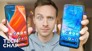 Realme 7 (Global) vs Realme 7 pro Unboxing & First Impressions