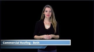 Commercial Roofing - Beth