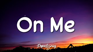 Thomas Rhett & Kane Brown, Ava Max - On Me (Lyrics) 🎵