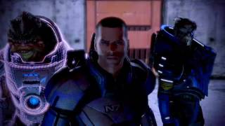 lets play mass effect 2 pt 22 LORD OF THE FLIES
