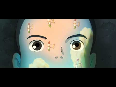 The Wind Rises TV Spot 'Visionary'