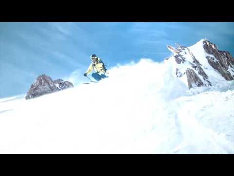 Le ski à Ischgl