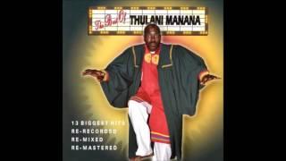 Thulani Manana - Hlabelelani