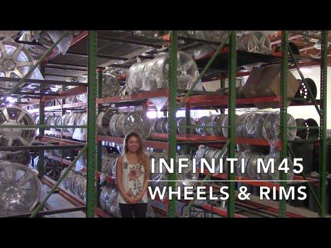 Factory Original Infiniti M45 Wheels & Infiniti M45 Rims – OriginalWheels.com