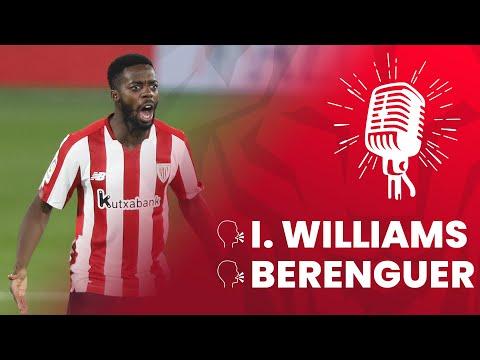 🎙 Iñaki Williams & Álex Berenguer | post Villarreal CF 1-1 Athletic Club I J15 LaLiga 2020-21