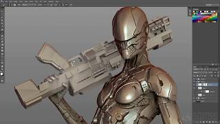 gnomon workshop zbrush - Free video search site - Findclip Net