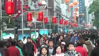 Video : China : ShangHai 上海 neon