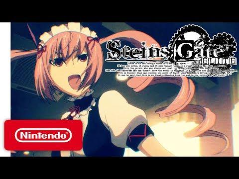 STEINS;GATE ELITE – 8 BIT ADV Trailer – Nintendo Switch