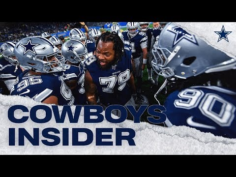 Cowboys Insider: Peaking At The Right Time| Dallas Cowboys 2019