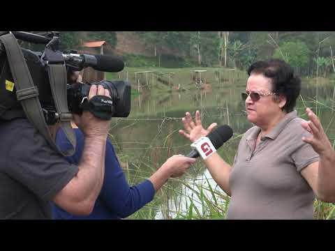 Moradora fala sobre o Perigo da Represa do Calazan