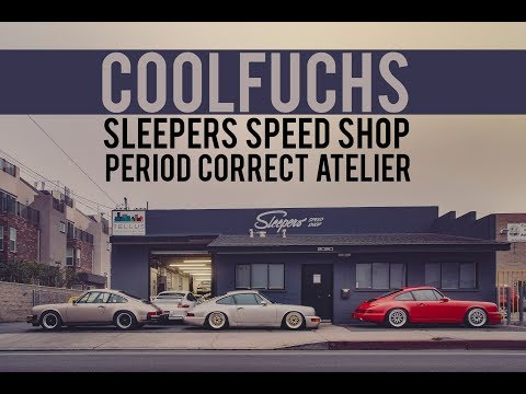 Coolfuchs Visit Sleepers Speed Shop And Period Correct