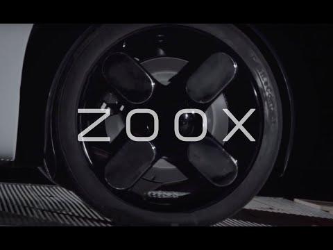 Zoox stellt sein Fahrzeug vor