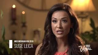 Susie Leica Contestant Miss USA 2016 Introduction