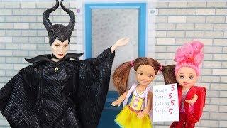 Провалила Задание или Обманула? Мультик #Барби Про Школу Игрушки Для девочек IkuklaTV
