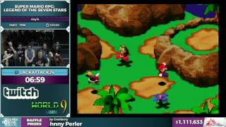 Super Mario RPG: Legend of the Seven Stars by LackAttack24 in 3:06:06 - SGDQ2016 - Part 174