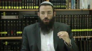 61 הלכות שבת או''ח סימן שז סע' יא-טו הרב אריאל אלקובי שליט''א