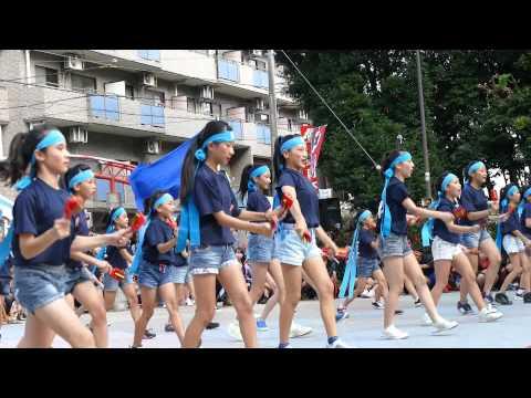 大野台中央小学校 ・ 2015相模原よさこい・よさこいフレッシュ賞