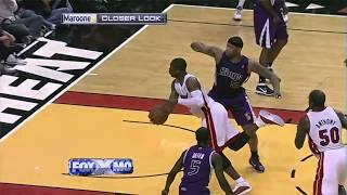 Смотреть онлайн Подборка невероятных данков в исполнении звезд НБА