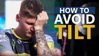 How to Avoid Tilt - Tips from Pro Gamers