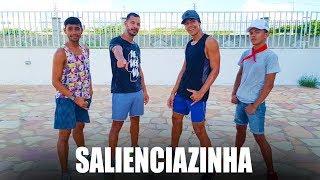 Zumba   Salienciazinha | Dynho Alves | Ritmos Fitness Coreografia | Professor Irtylo Santos