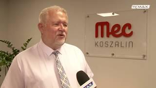 Miejska Energetyka Cieplna wyróżniona nagrodą Srebrnego Denara przez koszalińskich przedsiębiorców