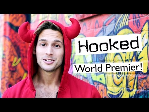 HOOKED world premier announcement!