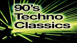 90's Techno/Trance Classic Mix - Techno/Trance der Ersten Stunde 1990-1996