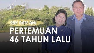 SBY Ceritakan Pertemuan Pertama dengan Ani Yudhoyono 46 Tahun Silam