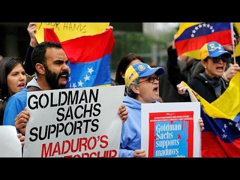 H Goldman Sachs «επενδύει» στη Βενεζουέλα