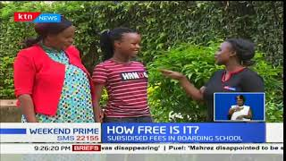How free is it? Parents hustling to prepare financially and materially
