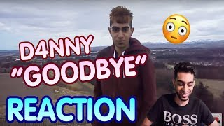 D4NNY Reacts To ''Goodbye''