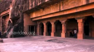 Ajanta Cave No. 24, Aurangabad