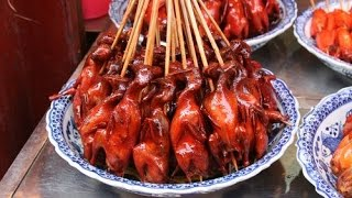 Chinese Street Food - Street Food In China - Hong Kong Street Food 2019