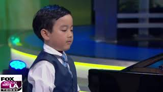 Evan Le on FOX 11 Good Day LA (7 years 1month)