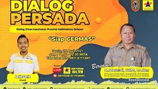 Dialog Persada – Senin, 26 April 2021