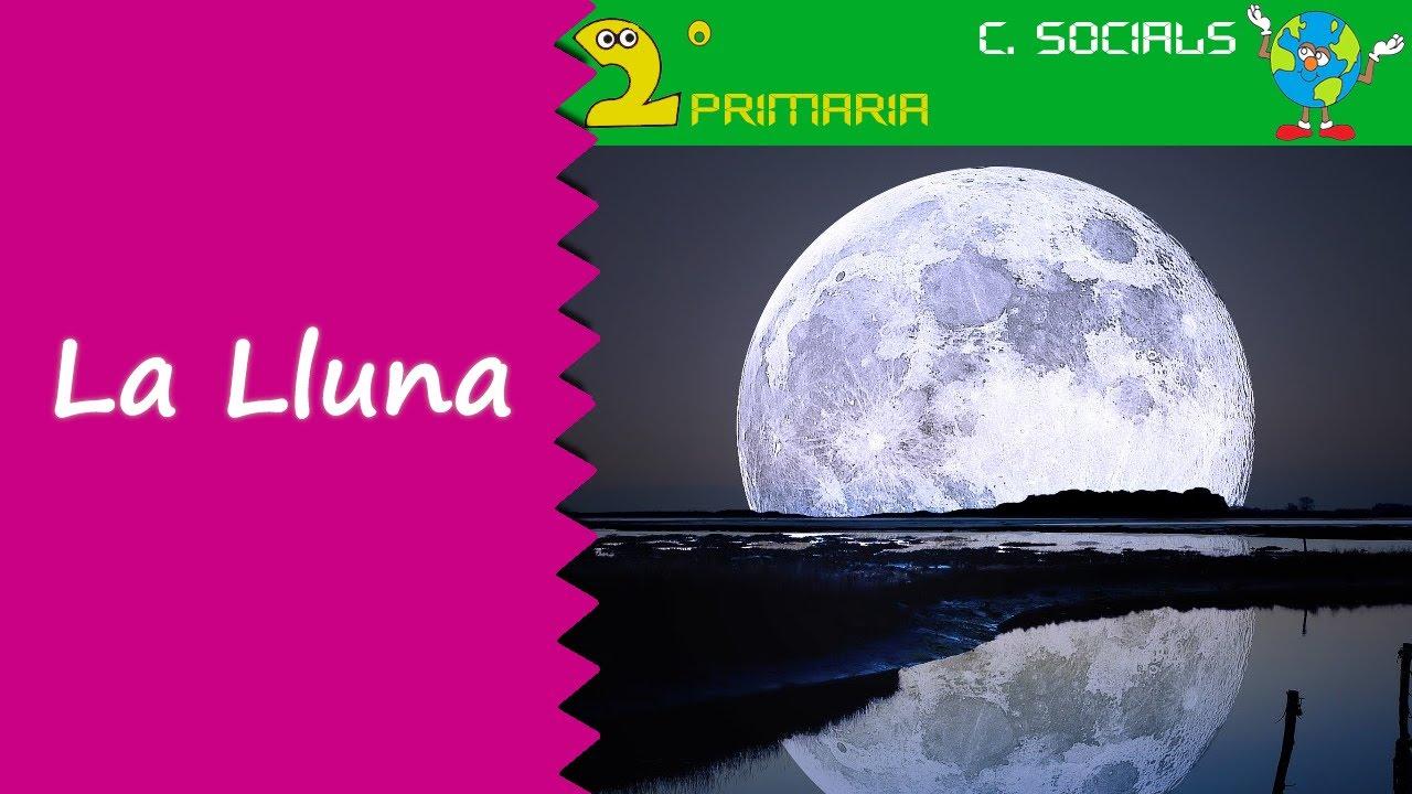 Ciències Socials. 2n Primària. Tema 5. La Lluna