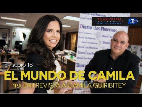 Juan Juan Al Medio El Mundo De Camila 1ra Entrevista A Camila
