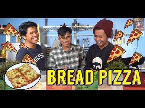 Dapur Cikitum: BREAD PIZZA w/ Luqman Podolski | Sterk Production