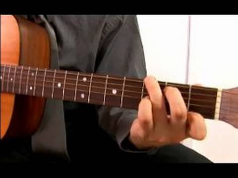 Dominant 7th Guitar Chords: Music Lessons : How to Play G7 Guitar Chords