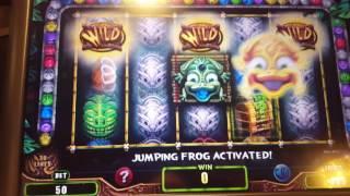 Slots Zuma frog power