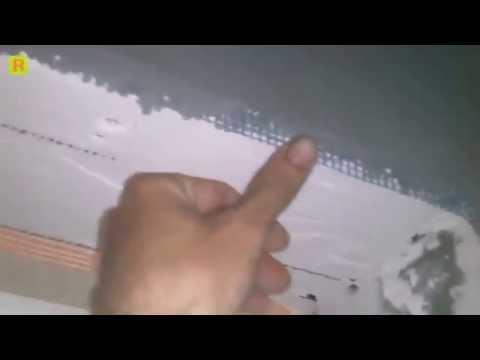 Как поклеить кафель на газобетон на стройке